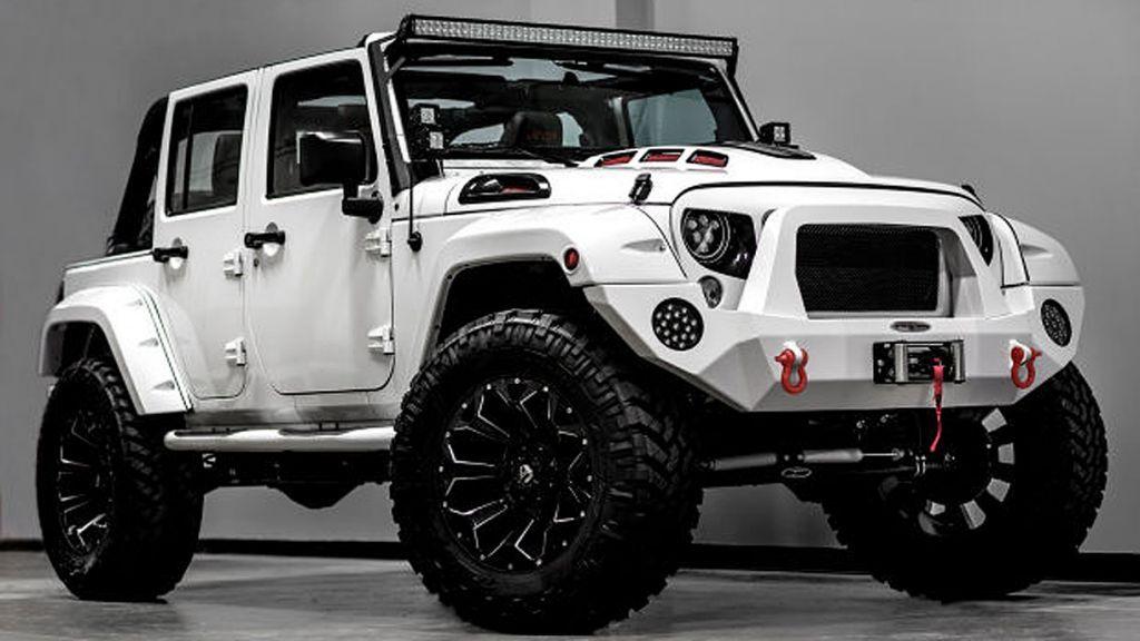 تعد سياره جيب رنجلر 2019 الجديد من اروع السيارات التي سوف تطرح بالاسواق حاليا وتمتاز Custom Jeep Wrangler Jeep Wrangler Sport Unlimited Jeep Wrangler Unlimited