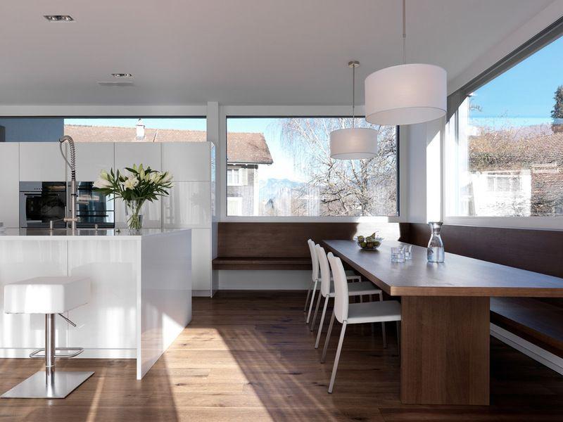 Bauhaus-Look Küche By Leicht Küchen AG