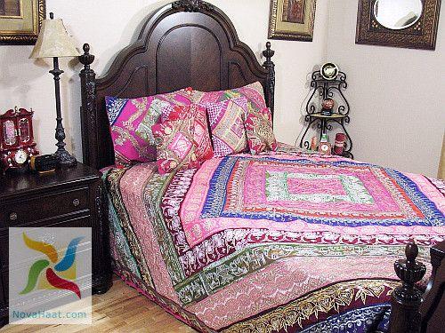Decorative Indian Bedding #indianbeddoll
