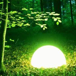 Photo of Moonlight Bhmfl 750 Halbkugelleuchte mit Akku, Terrakotta MoonlightMoonlight