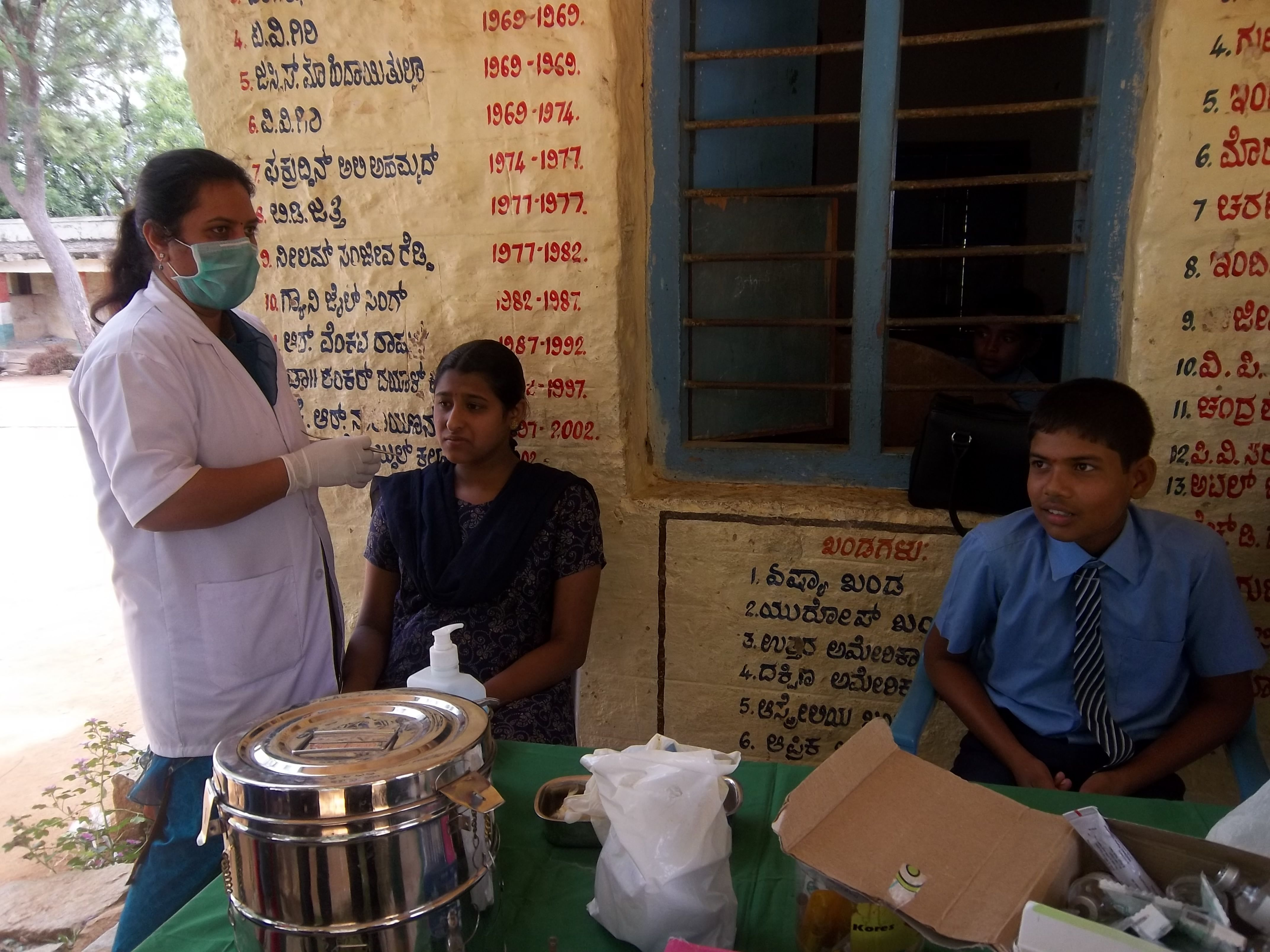 Healthcare Projects by tcfindia in Bangalore India CSR