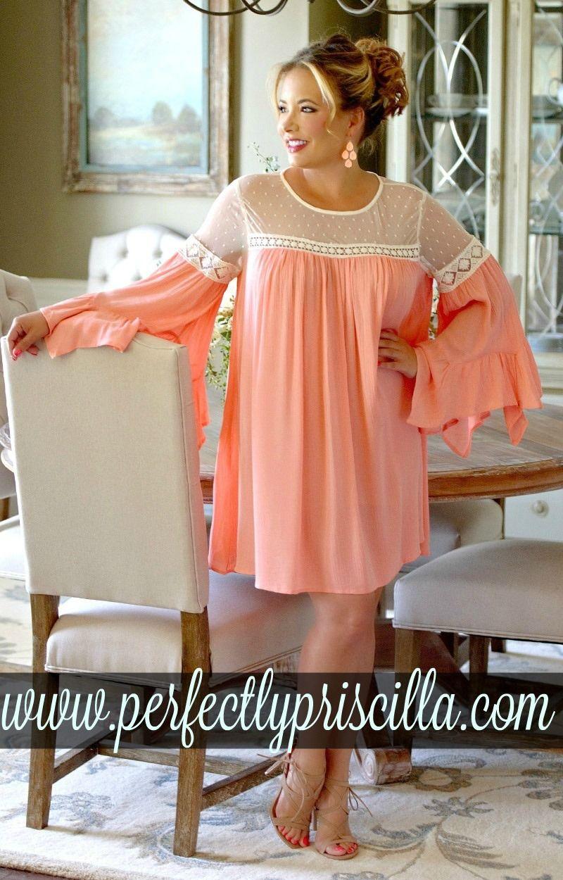 curvy #fashion #trendy #look #plussize #boutique #dress ...