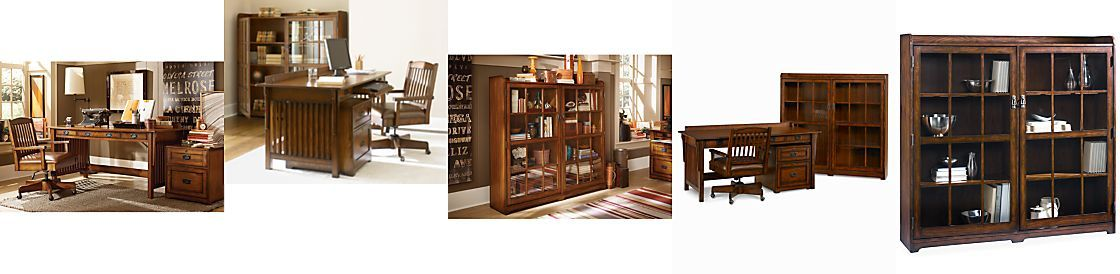 Sedona Home Office Furniture Collection, Only at Macy's