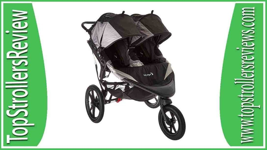Newborn Toddler Double Pram Baby Jogger 2017 Summit X3 Double Jogging Stroller Review