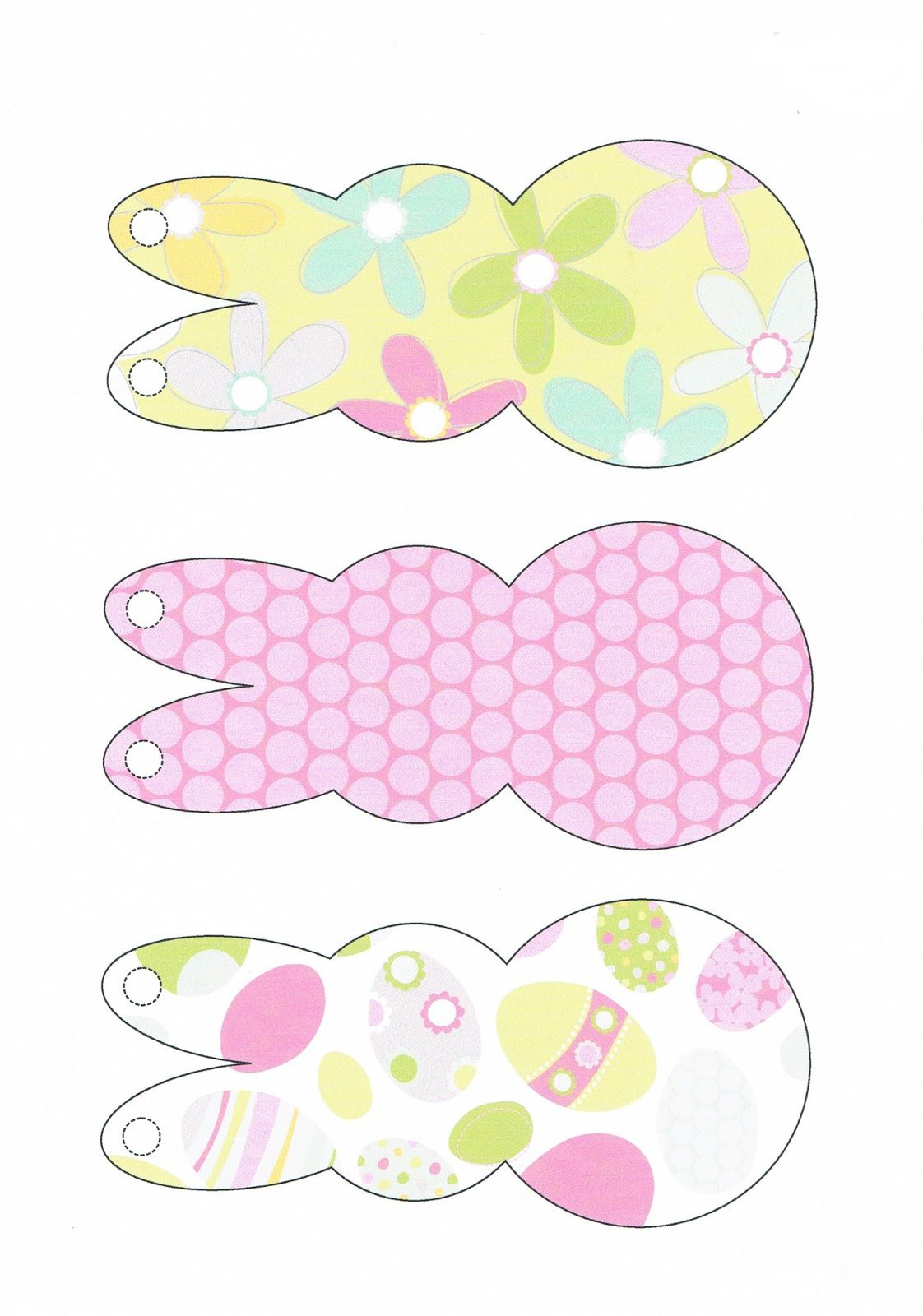 20 Free Easter Printables For Kids Amp The Home