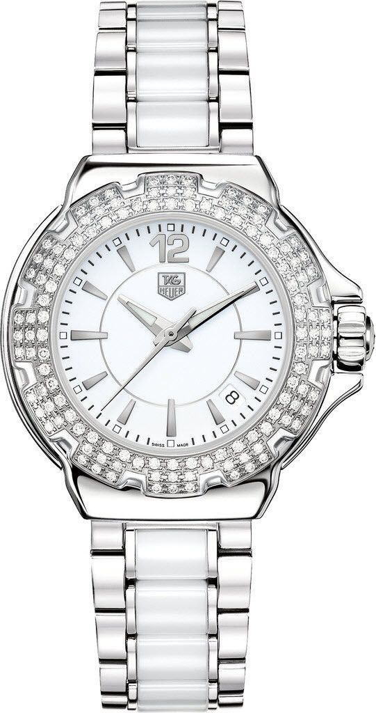 TAG Heuer Watch Formula 1 #bezel-diamond #bracelet-strap