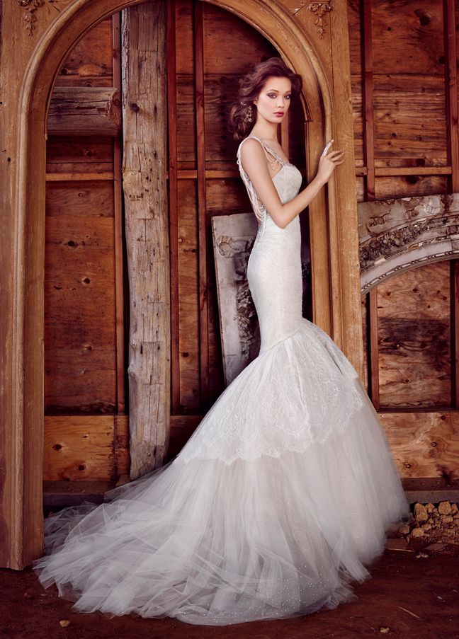 Lazaro 3556 - Bridal Boutiques in NJ for the Couture Bride | wedding ...