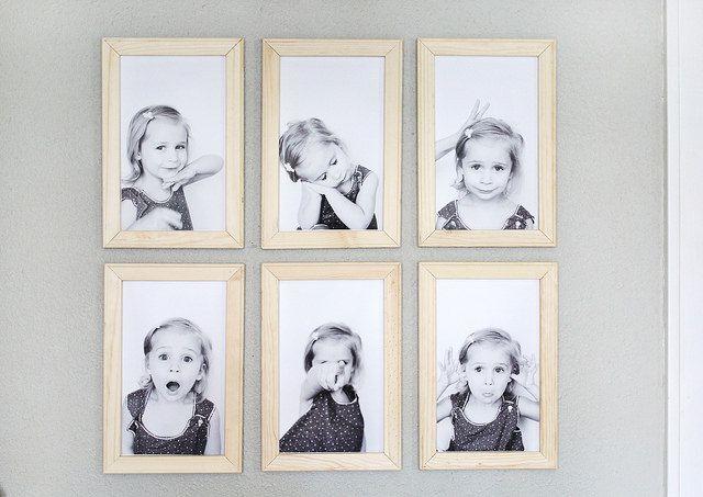 Photo of Affichez vos souvenirs préférés avec ces 50 cadres photo de bricolage – décoration maison bricolage