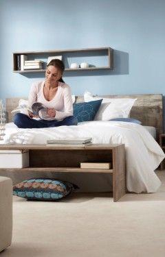 Vintage #DIY meubelpanelen. Zowel leuk in de #slaapkamer als in de ...