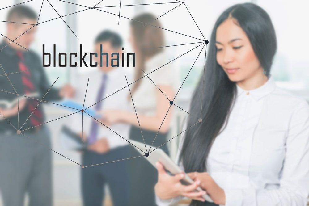 The Chinese Blockchain Industrial Park