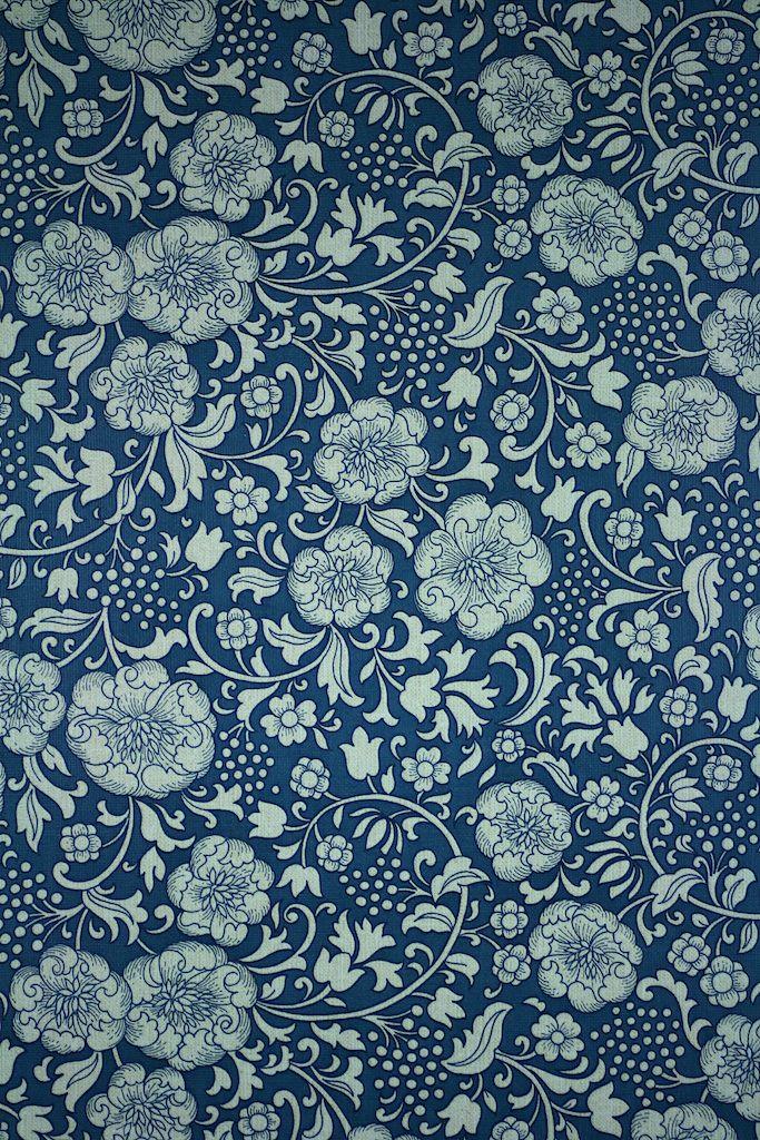 Dark Blue Floral Wallpaper Blue Floral Wallpaper Floral Wallpaper Floral Wallpaper Desktop