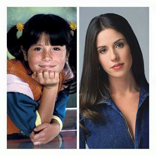 Image result for punky brewster then and now
