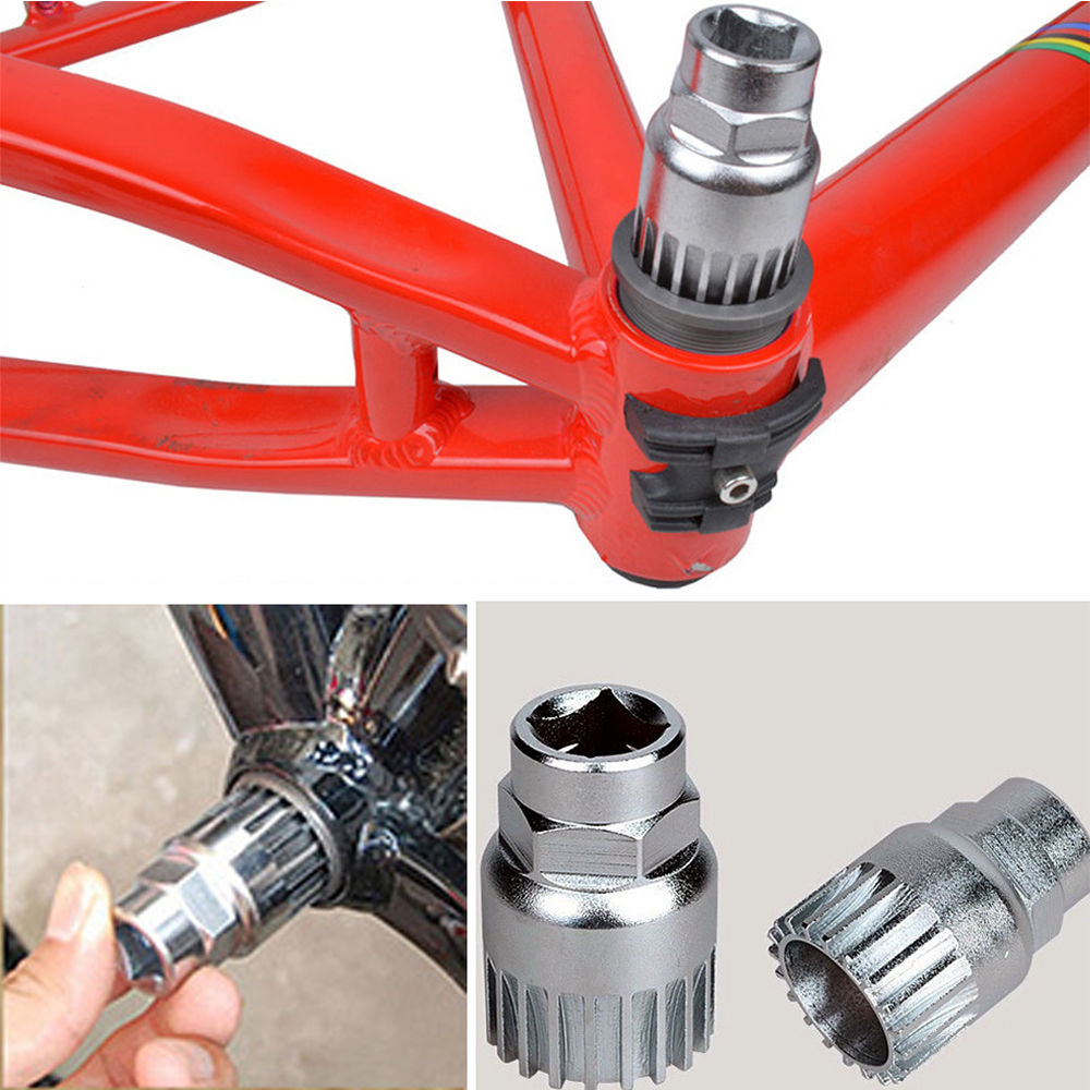 MTB Road Bike Bicycle Sealed Bottom Bracket Removal Remover Repair Tool