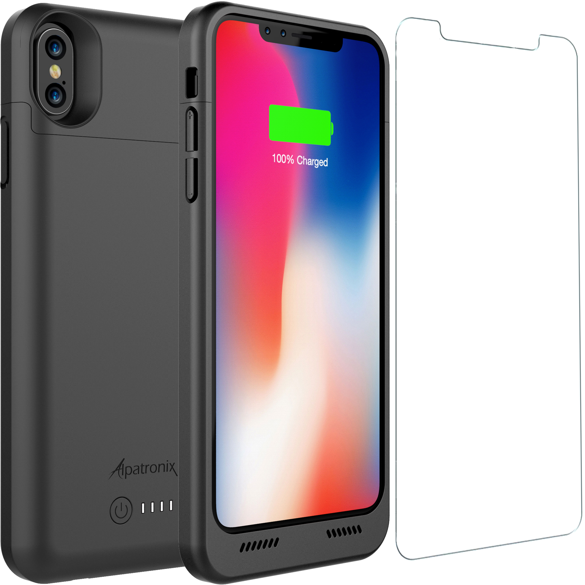 sale retailer abbac b9db0 3500mAh Qi Compatible Battery Case for iPhone XR (BXXrt) | Products ...
