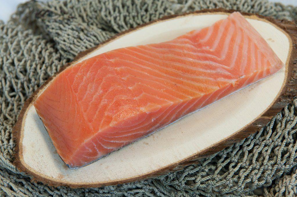 Sushi Grade Cold Smoked Salmon Smoked salmon, Salmon