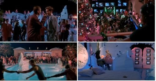 Less Than Zero Christmas Party.Less Than Zero 1989 New Years Eve Inspiration Less