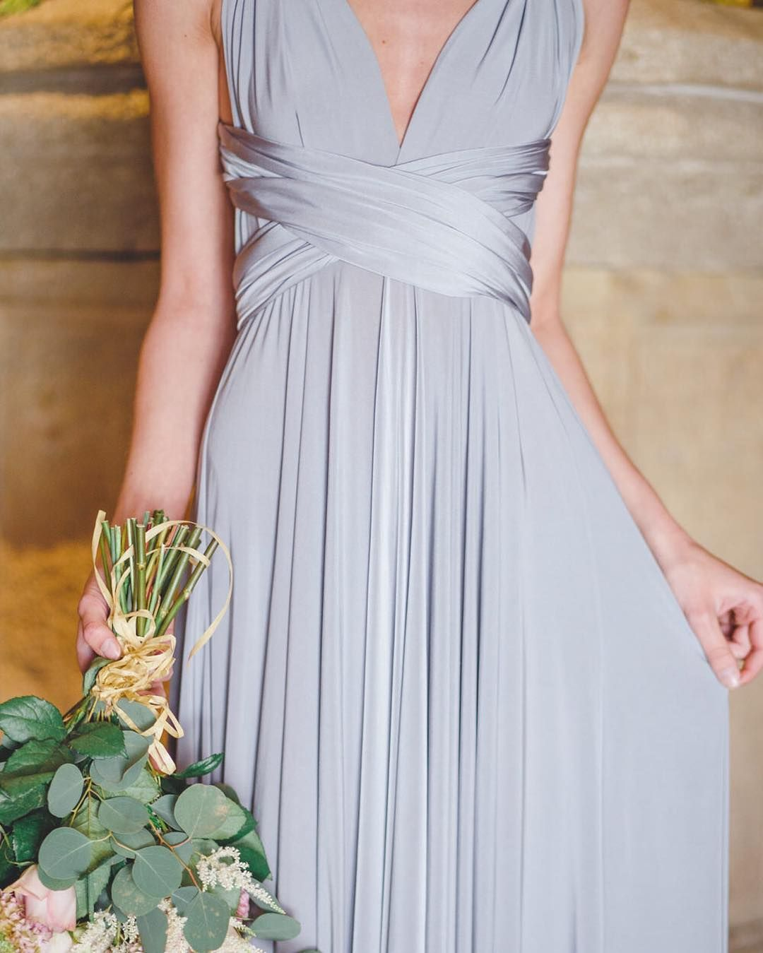 Platinum is still one of our most popular colours in 2017. (Which is great because we love it as much as our brides!)
