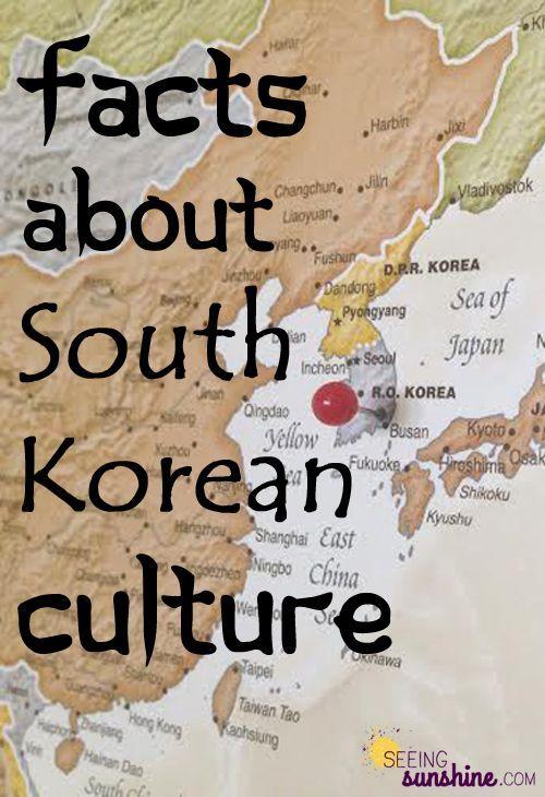 South Korean Culture | Korea - Korean Food & Recipes | South korea