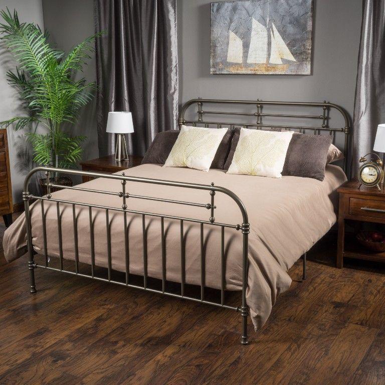 queen size metal bed frame walmart | NeubertWeb.com | Home Design ...