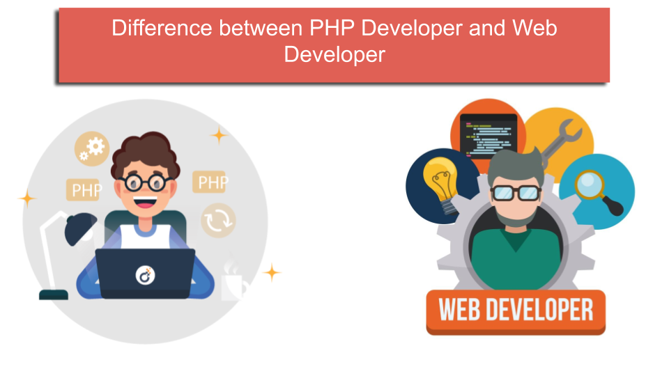 Difference Between Php Developer And Web Developer Web Development Development Computer Science Degree
