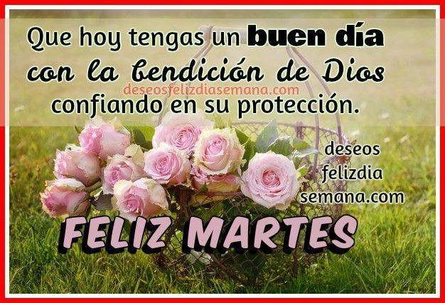 Centro Cristiano para la Familia:  Feliz Martes en tu trabajo Feliz Martes, que en t...
