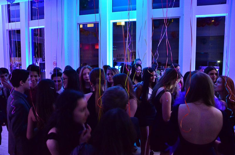 Sweet 16 at Toshi\'s Living Room & Penthouse! For private parties ...
