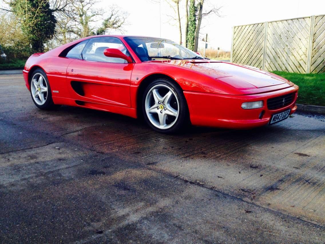 FERRARI 355 BERLINETTA/GTB | Best classic cars, Ferrari, Classic cars
