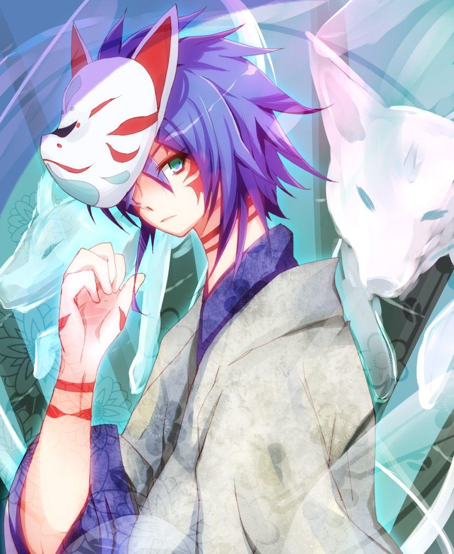 fox human anime Tìm với Google Anime Characters (Boy