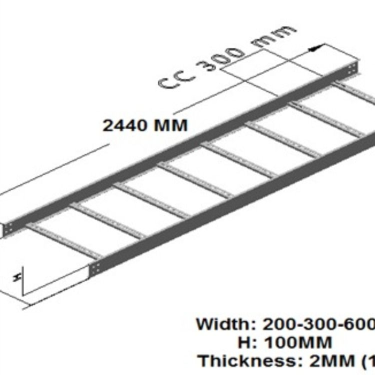 Alfazal Engineering Is Manufacturer Of Ladder Cable Tray Ms Gi Powder Coated Hot Dip Galvanized Etc In 2020 Cable Tray Tray Hot Dip