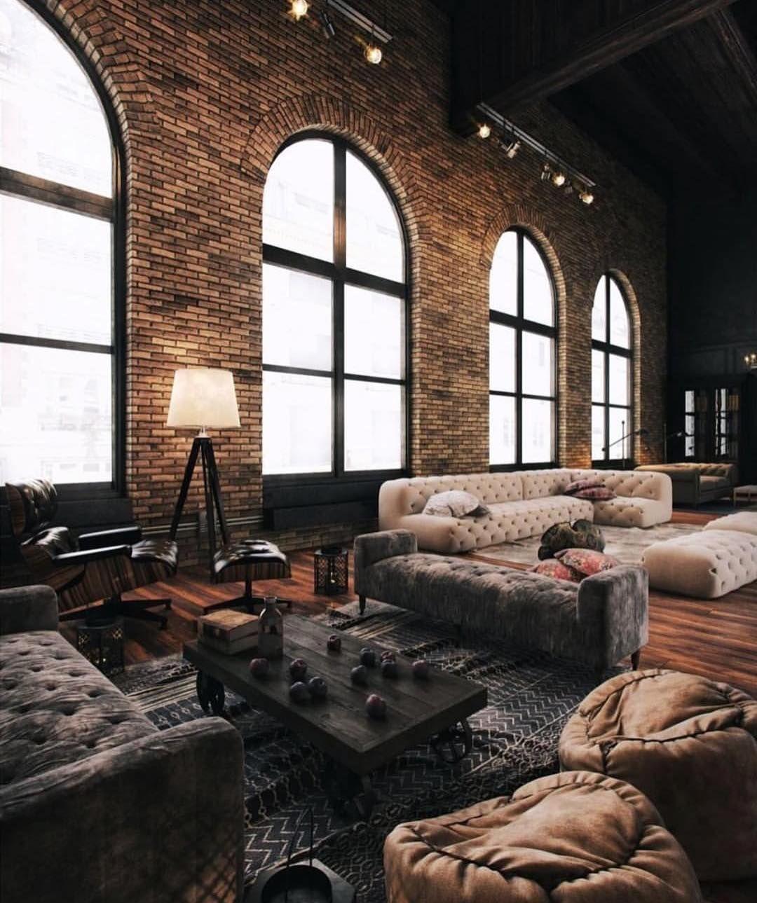 10 Industrial Interiors Bedroom Ideas Loft Interiors Loft