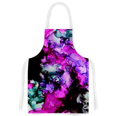 East Urban Home Siren by Claire Day Artistic Apron