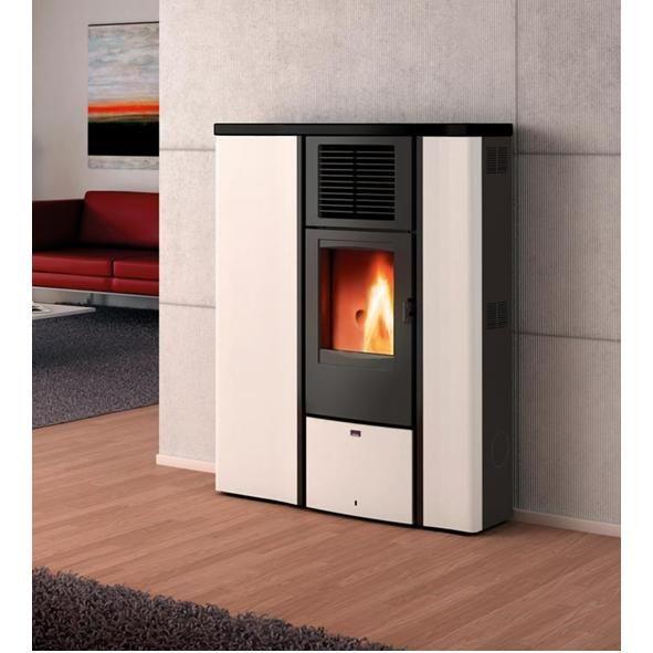 Piazzetta superior pellet stoves superior lia c wood for Decorative rocket stove