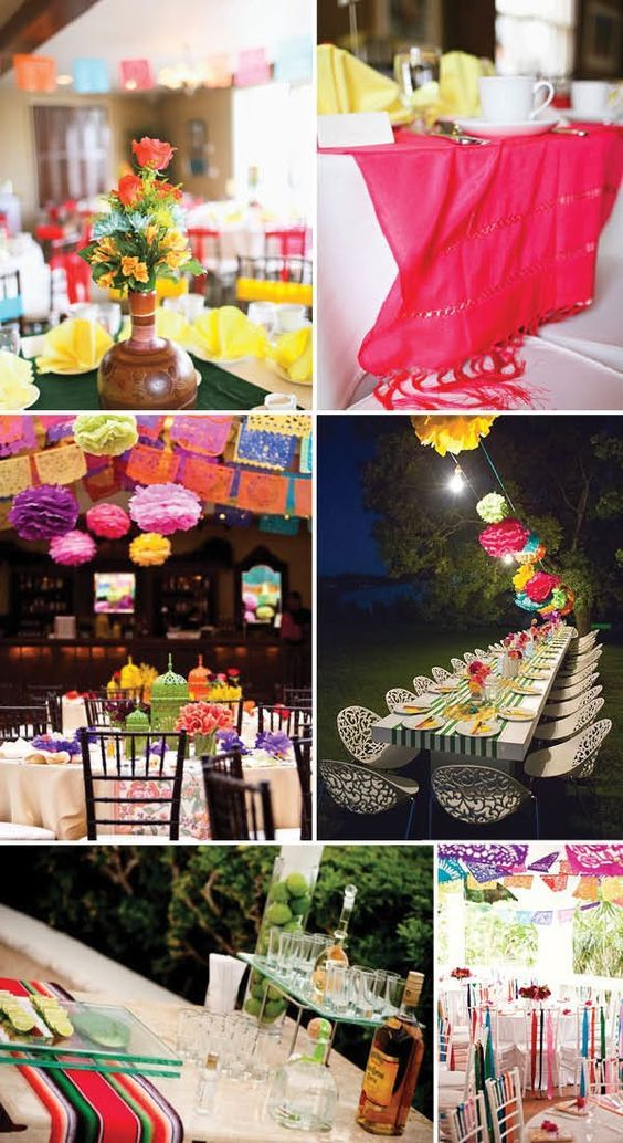 bodas mexicanas elegantes y nicas inspiracin para su decoracin