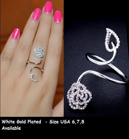 Modern Fashion Ring