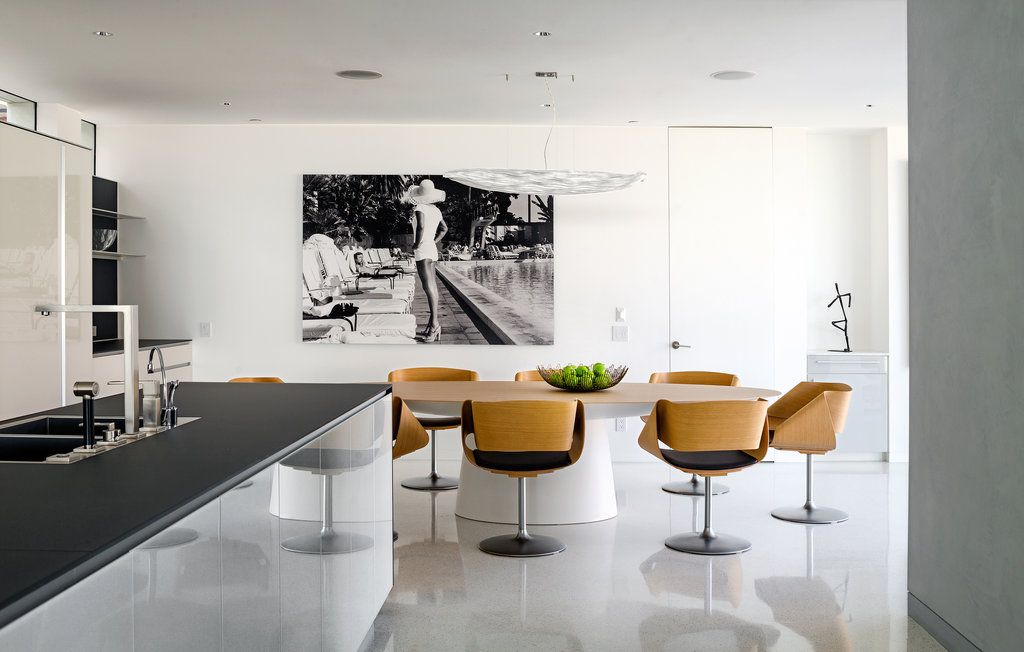 UFO Table Nastro Swivel Chairs From Emmemobili Flip Flop House