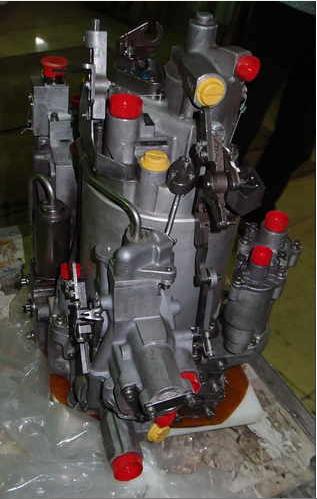 Woodward Governor Company's main engine control for a G.E