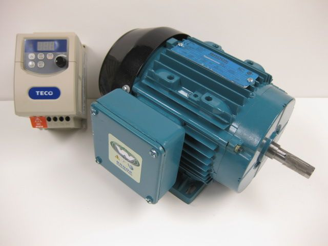 3 Phase Converter And Vfd Packages 200 For 1 Hp Westinghouse Electric Motor Packaging