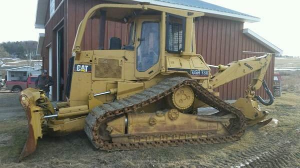 1996 Caterpillar D5H Skidder | Equipment