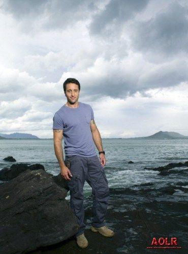 Photoshoot in blue – Alex for Honolulu Magazine in 2011 | Alex O´Loughlin ~ An Intense Study