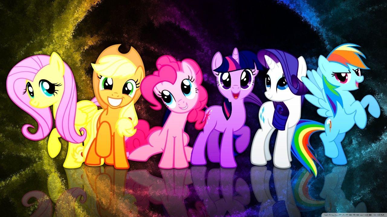 mlp fim mane 6 wallpaper mlp my little pony friendship is magic