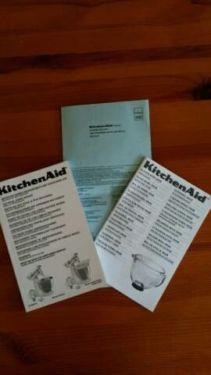 KitchenAid mit viel Zubehör in Thüringen - Jena   Weitere Haushaltsgeräte gebraucht kaufen   eBay Kleinanzeigen