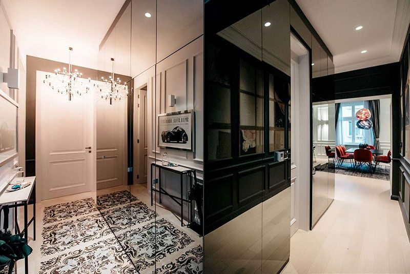 Paris Inspired Apartment In Zagreb Croatia Photos Ideas Design In 2020 Interior Apartment Design Best Interior Design