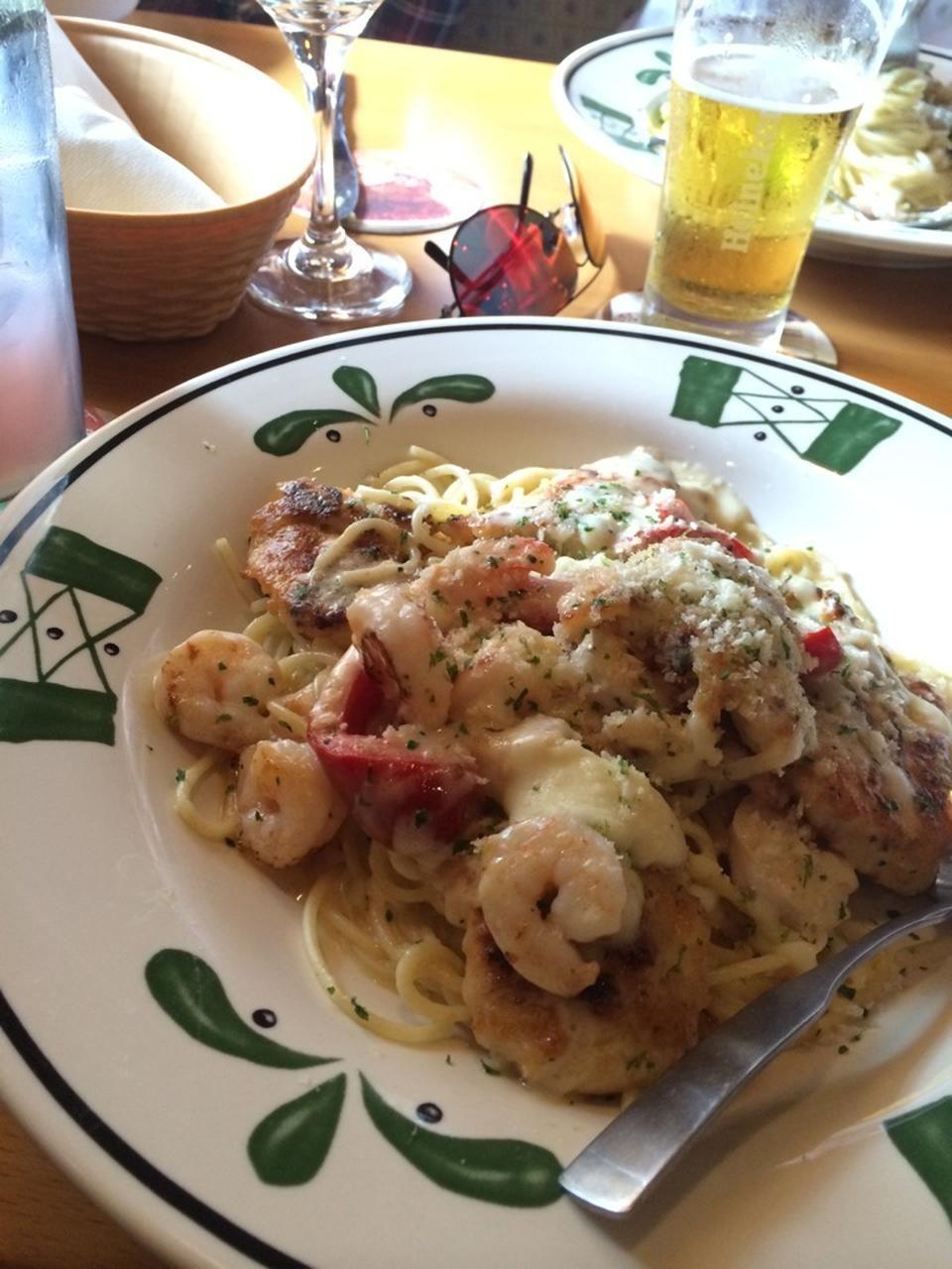 Olive Garden -- Restaurante italiano | Internacional - Cadenas de ...