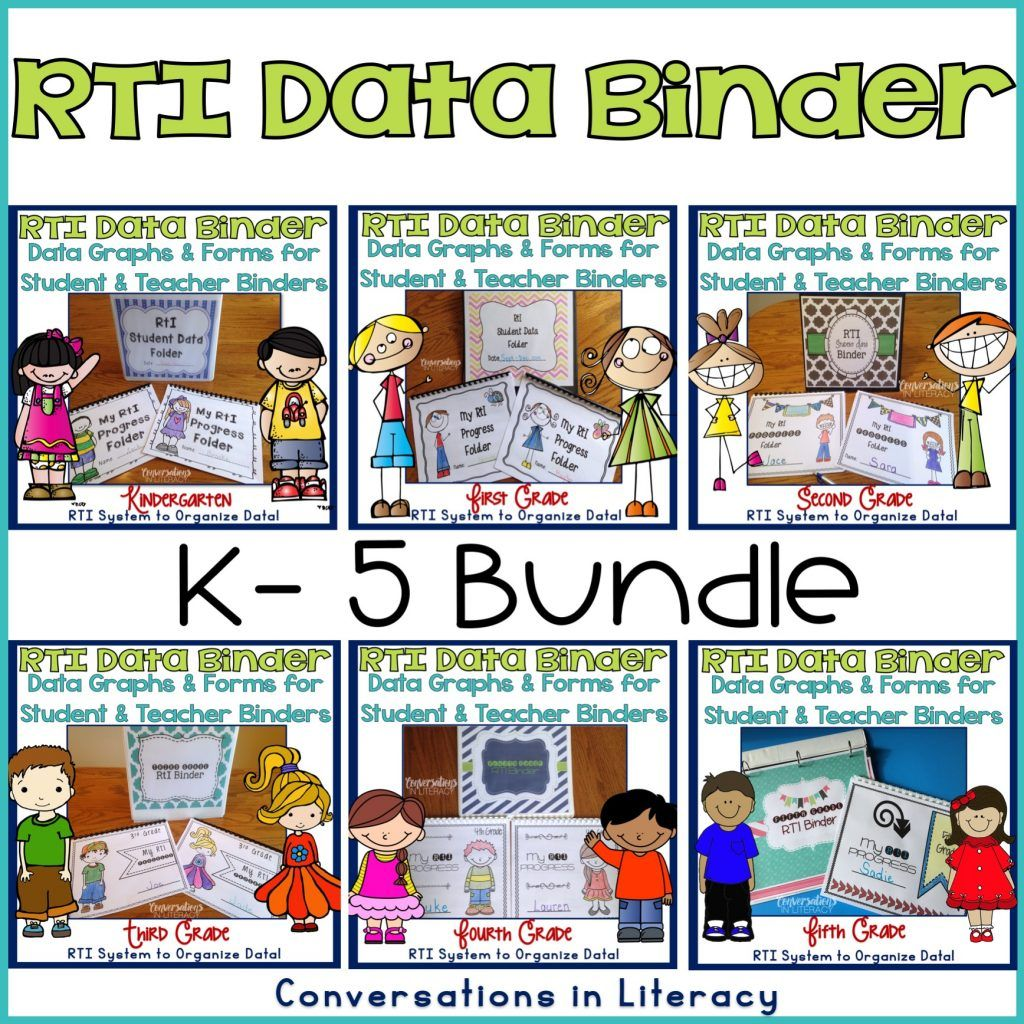 Rti Progress Monitoring For Reading And Special Education