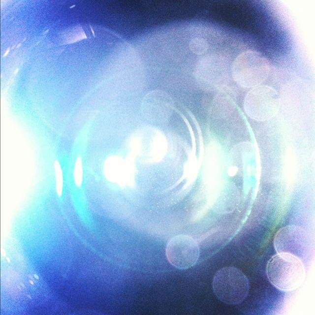 Luz en botella