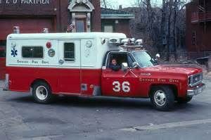 Old Chicago Fire Department Ambulances - Bing images ...