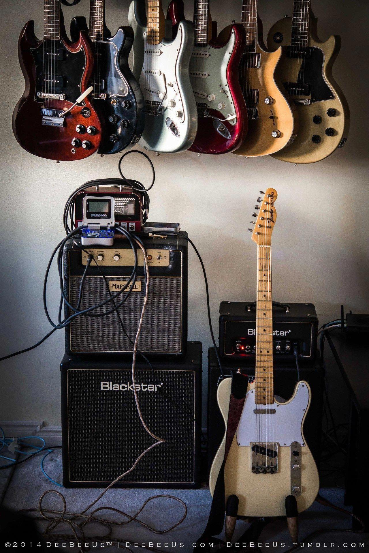 Guitar Tuner Acoustic And Electric Guitargasm Guitartuner Guitar Tuners Guitar Electric Guitar