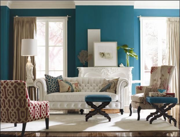 Office/guestroom Color Scheme? Dare I Finally Put Together A Peacock  Inspired Room?