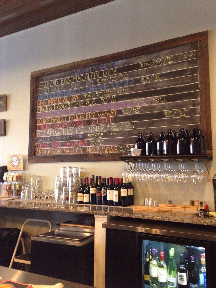 Beer Bar in Greensboro, NC Beer bar, Tap room