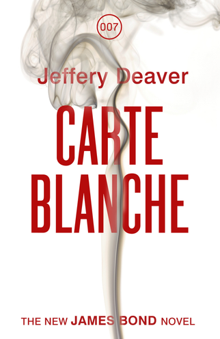 My Book Review after finishing Jeffrey Deaver's Carte